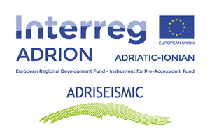 New approaches for seismic improvement and renovation of Adriatic and Ionian historic urban centres Logo