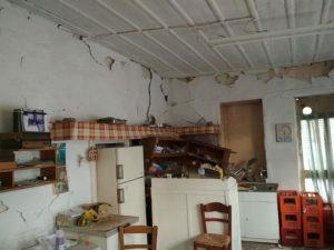 The Arkalohori Greece seismic sequence house in Heraklion