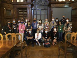 Adriseismic Italian study visit Aula Magna Bologna settembre 2021 Italy